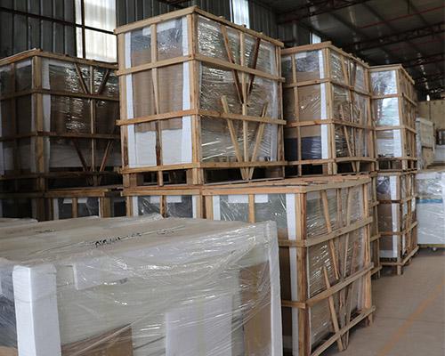 工厂包装环境