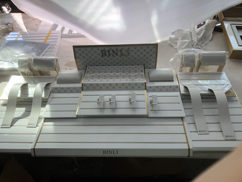 宾利表2021款展示道具