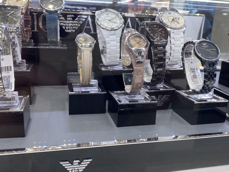 阿玛尼ARMANI手表展示道具
