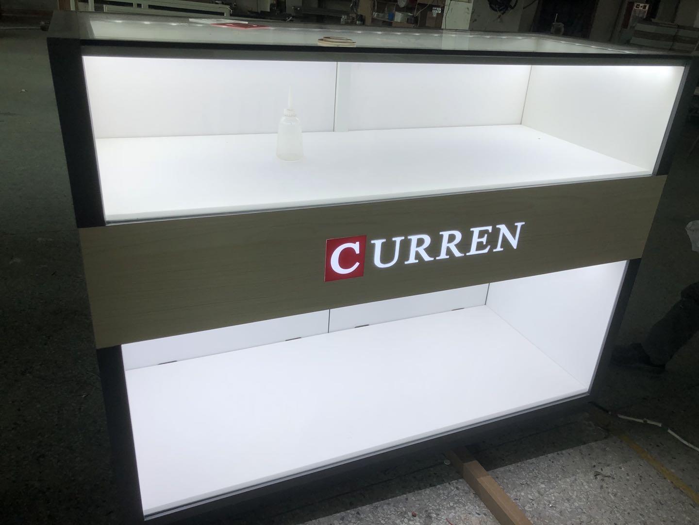 卡瑞恩CURREN手表专柜