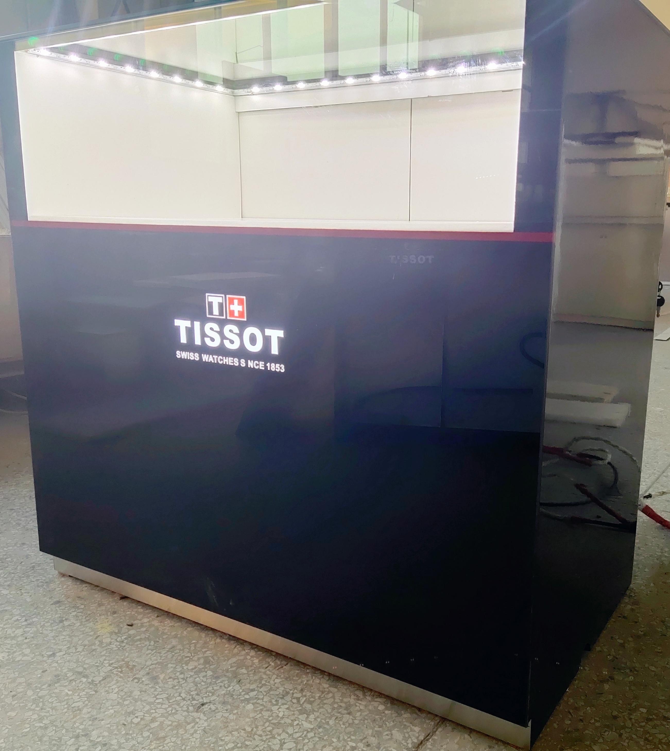 瑞士天梭表TISSOT专柜