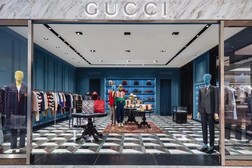 GUCCI奢侈品专卖店