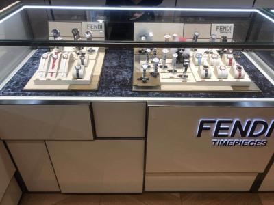 芬迪FENDI手表展示柜