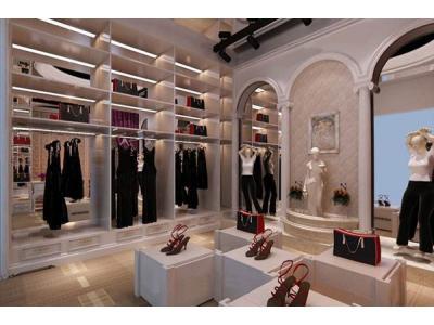 服装展示柜5