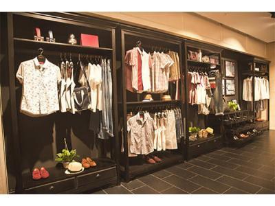 服装展示柜1